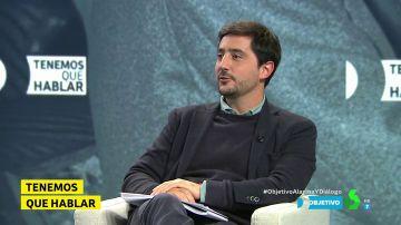 La receta de Toni Roldán para acabar con la crispación en la política