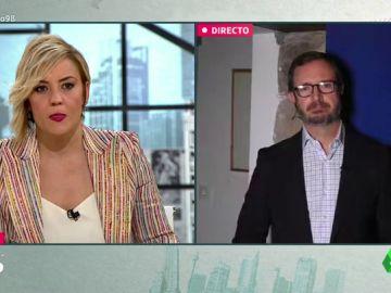 """Maroto: """"¿Cómo es posible que la pareja de Iglesias sea la ministra de Igualdad y tenga la boca cerrada por vergüenza?"""""""