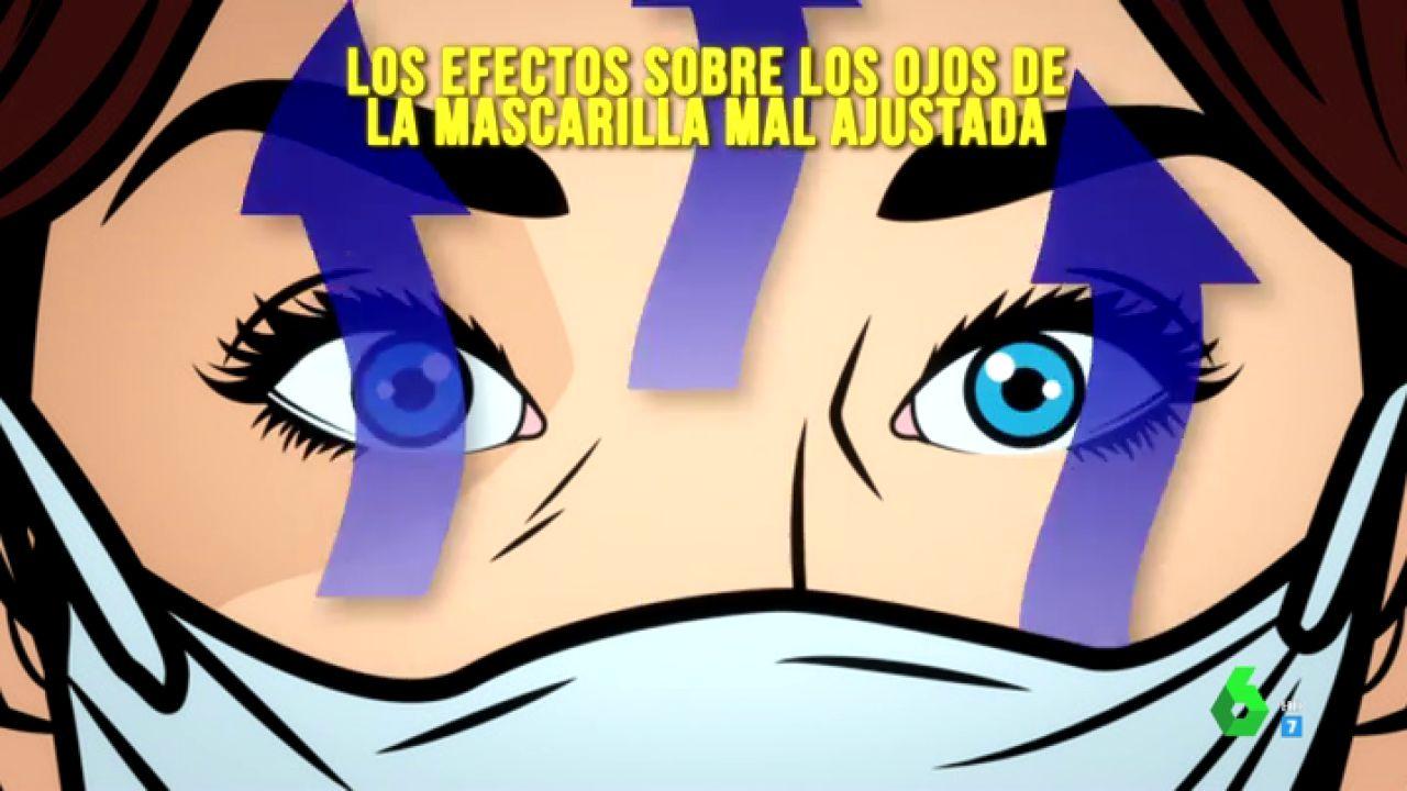Sí El Mal Uso De La Mascarilla Puede Dañar Tus Ojos Estos Son Los Consejos A Seguir Para Evitarlo