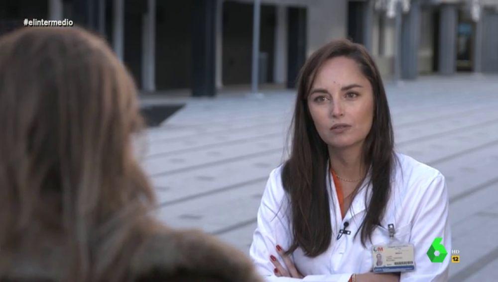 """El duro relato de una sanitaria en plena segunda ola de COVID: """"Hay compañeros con crisis de ansiedad y depresión"""""""