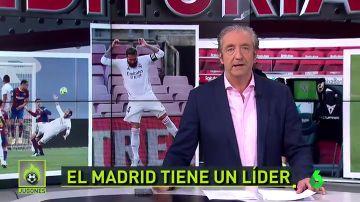 """Pedrerol: """"El Madrid tiene un líder, el Barça no"""""""
