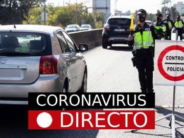 Estado de alarma por Coronavirus en España y zonas en Madrid: Última hora del toque de queda, confinamiento por COVID-19, EN DIRECTO
