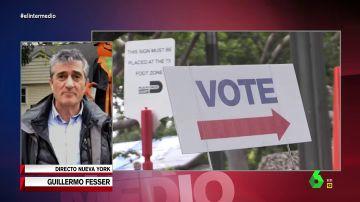 Por qué se ha disparado la participación en las elecciones de EEUU: Fesser da las claves a una semana de los comicios