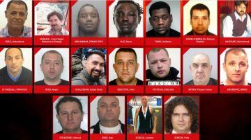 Estos son los 19 delincuentes sexuales más peligrosos de Europa