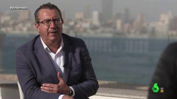 """La férrea defensa del alcalde de Benidorm al turismo: """"Nuestro modelo no está en crisis, lo está la humanidad por una pandemia"""""""