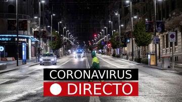 Toque de queda: Coronavirus en España, última hora de Madrid, el estado de alarma y las restricciones por COVID-19, EN DIRECTO