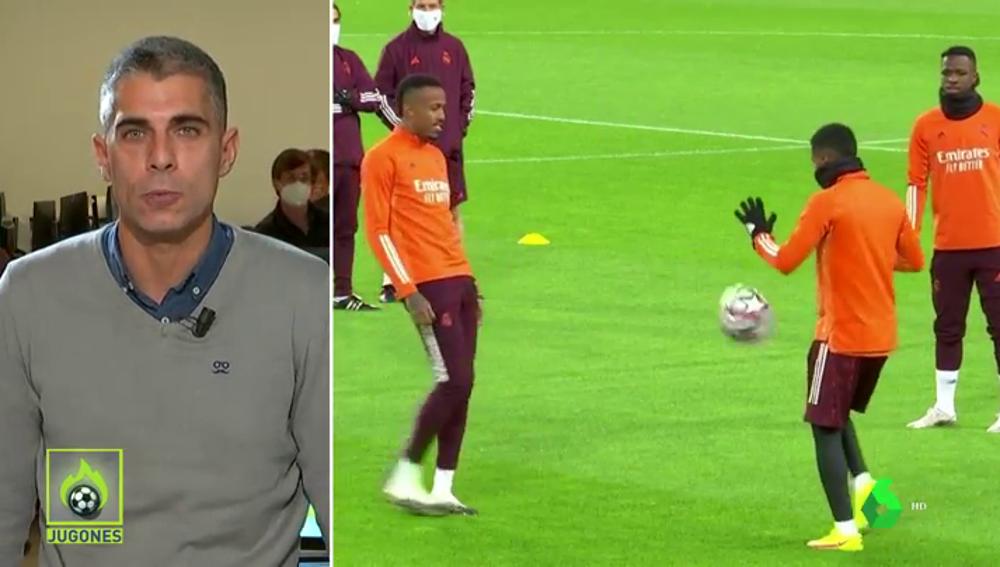 El entorno de Vinicius resta importancia al vídeo de Benzema y reconoce que no jugó su mejor partido
