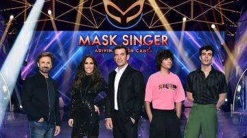 Mask singer - Estreno el próximo miércoles: ¡el secreto mejor guardado de la televisión está aquí!