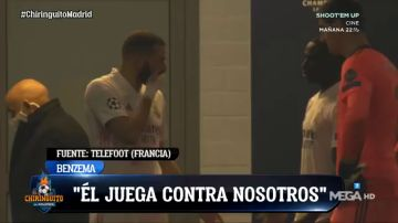 """La presunta rajada de Benzema contra Vinicius: """"Juega contra nosotros"""""""