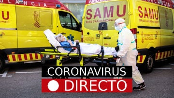 Coronavirus en España, en directo |  Última hora del estado de alarma en España y toque de queda