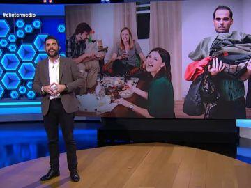 """El análisis de Dani Mateo con la nueva idea de Ayuso, la Juana de Arco de la Puerta del Sol: """"Ha dado libertad para montar fiestas en casa"""""""