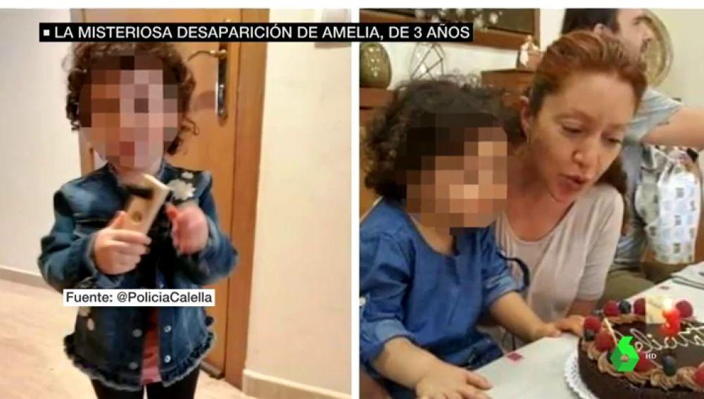 Las inquietantes incógnitas de la desaparición de la pequeña Amelia: ¿error o secuestro?