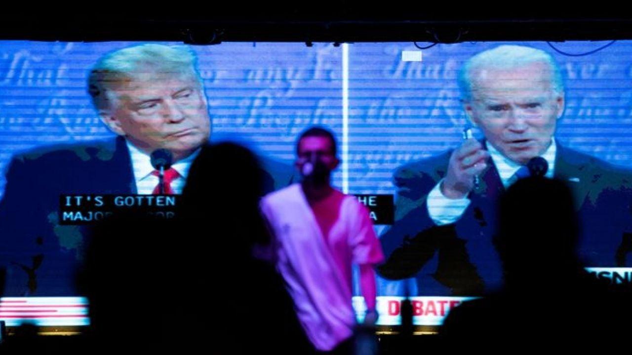 Donald Trump y Joe Biden: estas son las profesiones de los candidatos a las elecciones de EEUU 2020