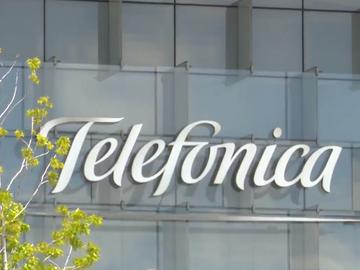 Fachada de Telefónica