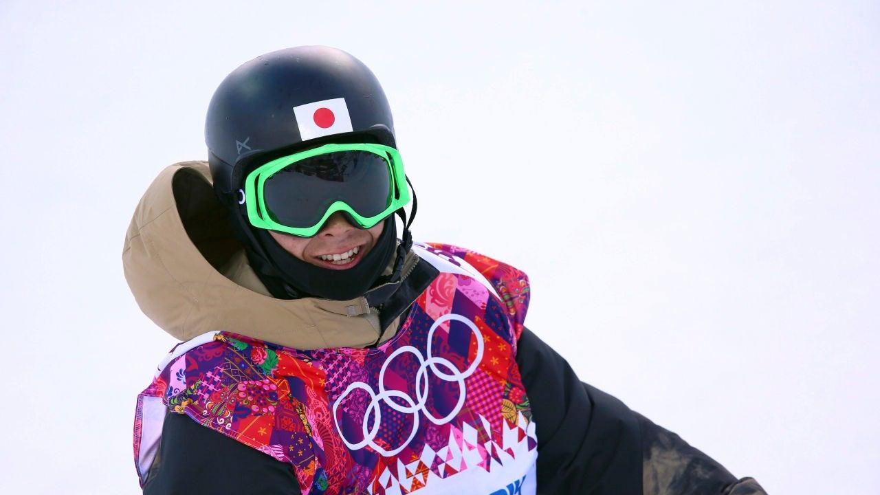 Taku Hiraoka, el medallista olímpico japonés de snowboard