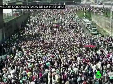 La tragedia mejor documentada de la historia: 'Loveparade', el 'macroevento' que acabó con 21 muertos y sin ninguna condena