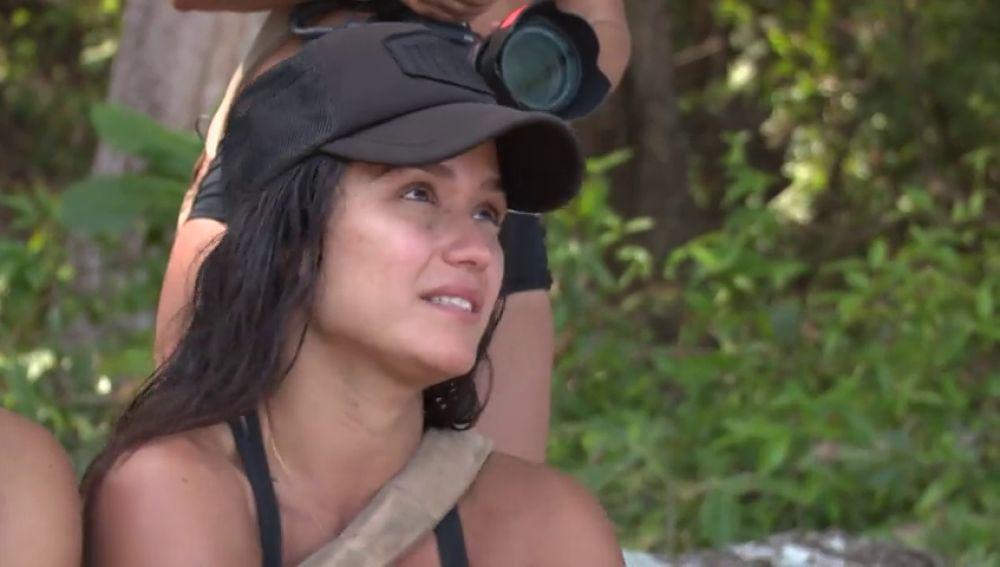 """La reacción de Mireia Borrás, diputada de Vox, a las críticas de Silvia en su despedida de La Isla: """"No me puede decir que soy vaga porque me hunde mi carrera"""""""