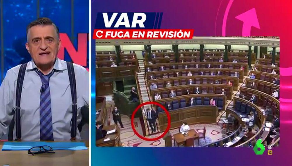 """La """"fuga"""" de Sánchez: así fue la """"brutal arrancada por la banda izquierda"""" del presidente en el Congreso"""