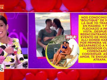 """Georgina Rodríguez confiesa cómo comenzó su historia de amor con Cristiano Ronaldo: """"Fue un flechazo a primera vista"""""""