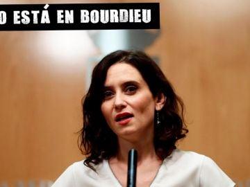 La presidenta de Madrid