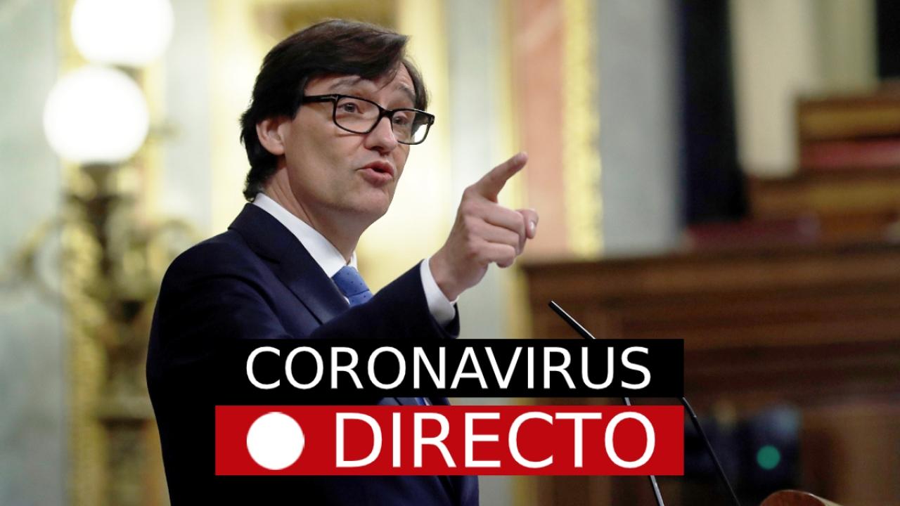 Aprobado el estado de alarma, en directo | Última hora del coronavirus en España, y confinamiento y cierre de Madrid