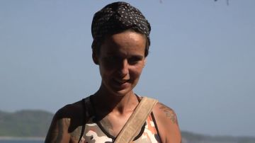 Silvia manda callar a Mireia Borrás, diputada de Vox, antes de abandonar La Isla con un discurso de despedida en el que va 'a cuchillo'