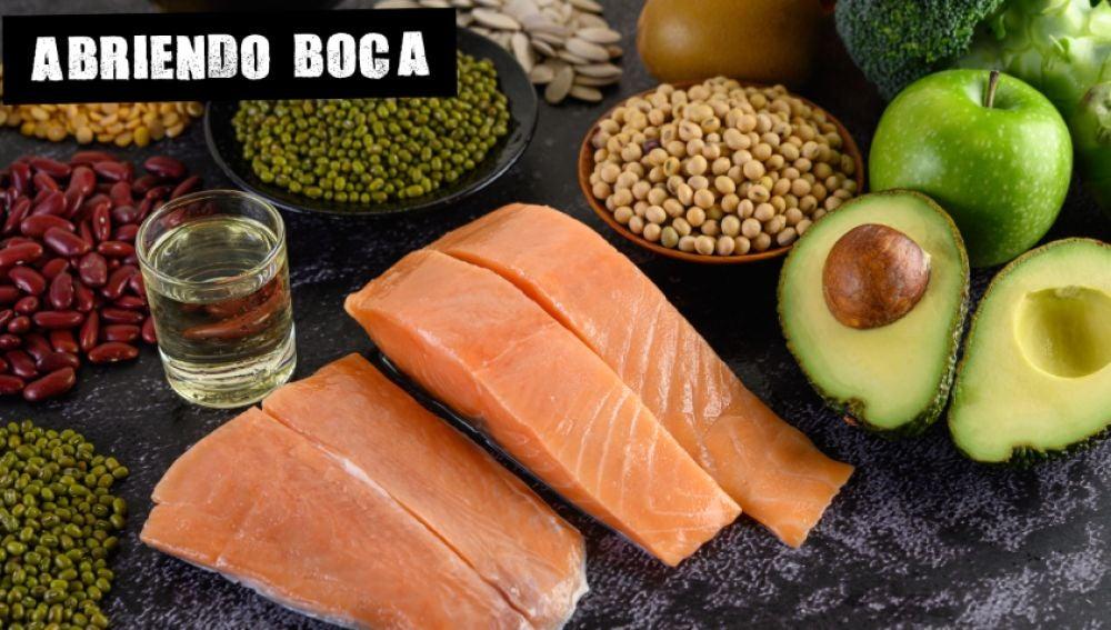 Vitamina D en los alimentos