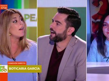 """El 'cara a cara' de Boticaria García y Valeria Ros tras los rumores sobre su 'mal rollo': """"Mi madre me pregunta qué tienes en mi contra"""""""