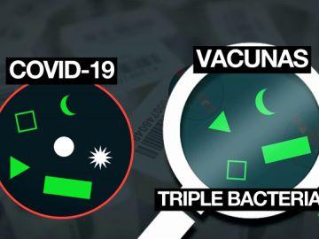 Una vacuna que se inocula a los niños: la posible explicación del menor impacto del COVID en los menores