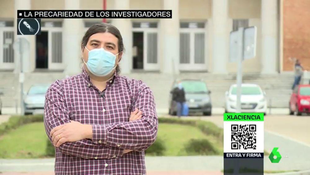 Rafael Castillo, investigador