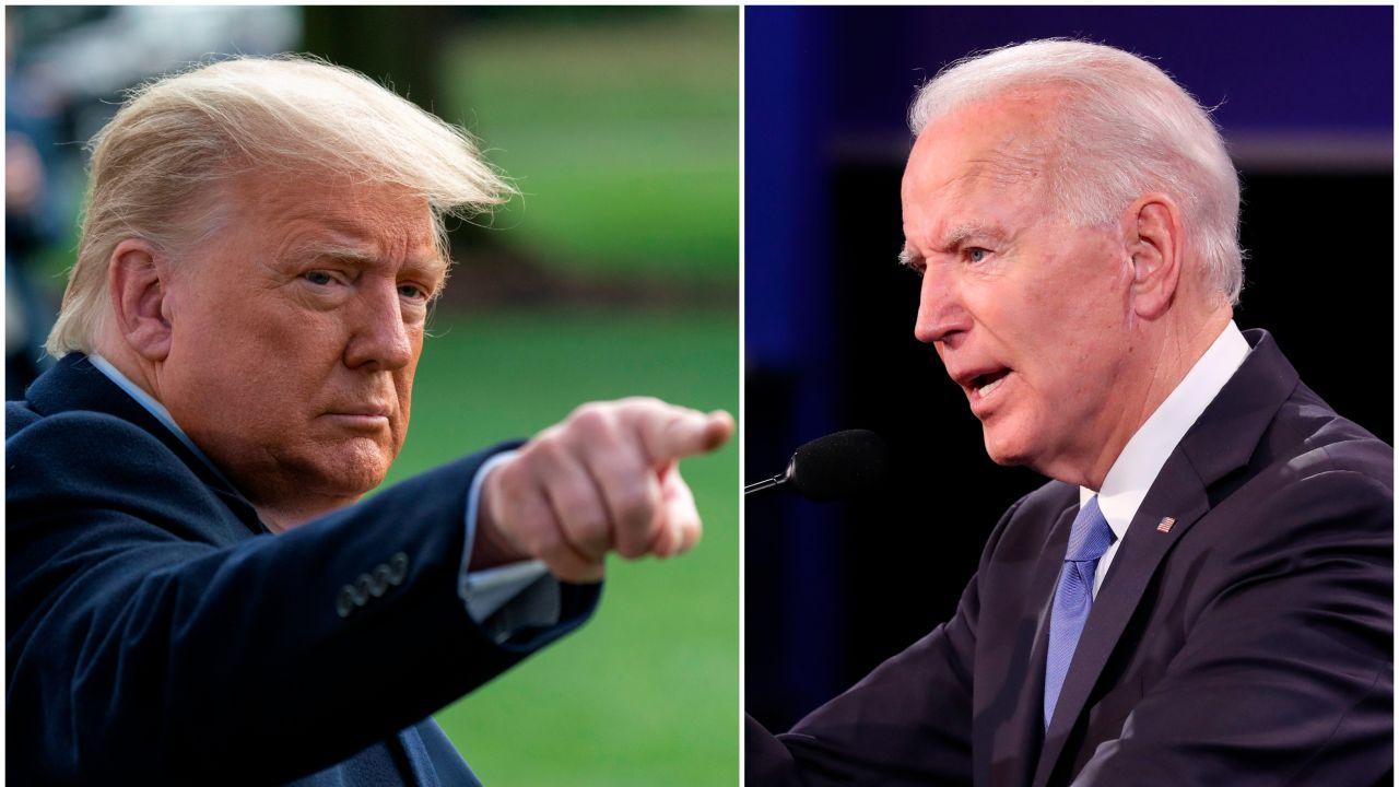 Encuestas Elecciones Estados Unidos 2020: ¿Donald Trump o Joe Biden?