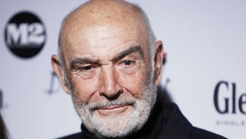 Imagen de archivo de Sean Connery