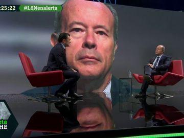 Juan Carlos Campo en laSexta Noche