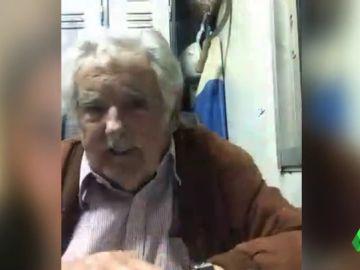 """José Mujica lo tiene claro: """"Cualquier cosa es mejor que Trump, pero que él no puede haber"""""""