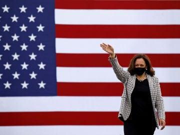 Kamala Harris, candidata a la vicepresidencia de Estados Unidos