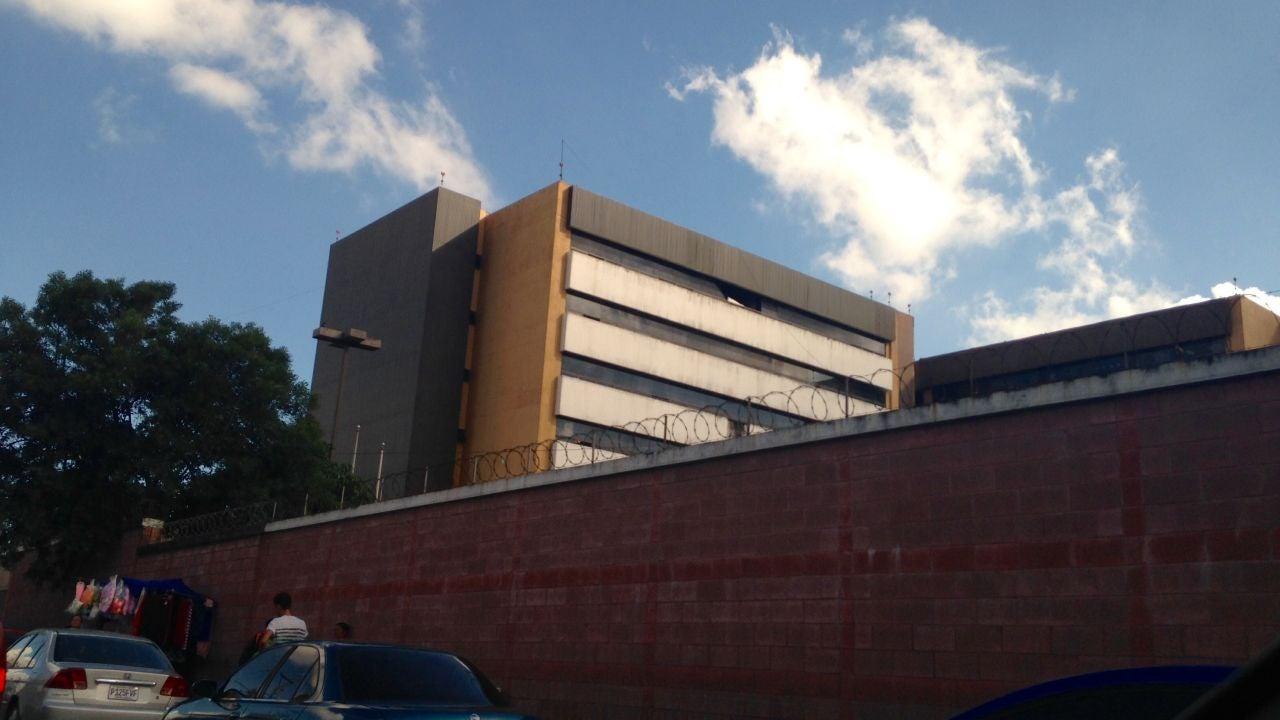 Hospital General San Juan de Dios, en Guatemala