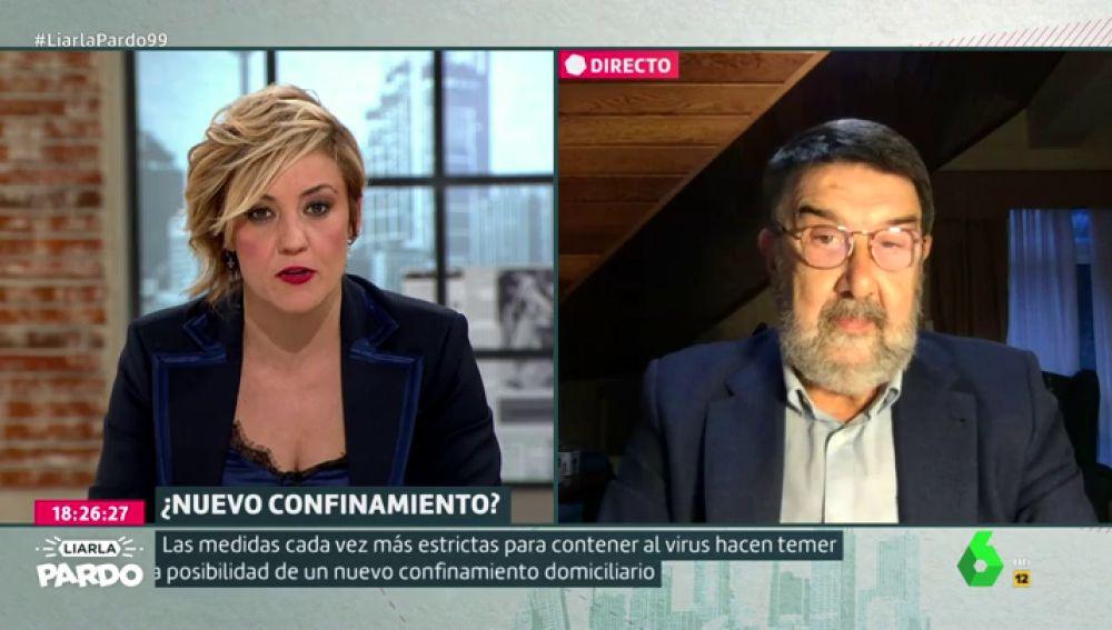 ¿Se encamina España a un confinamiento más estricto?