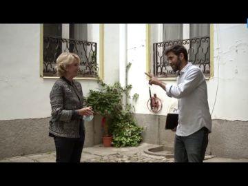 Gonzo y Salvados vuelven el próximo domingo entre sanitarios y pandemias... y con una invitada especial: Esperanza Aguirre