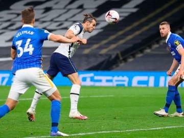 Reestreno goleador de Bale con el Tottenham
