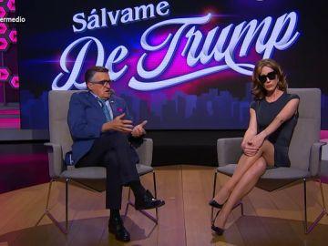 Melania Trump 'desvela' las intimidades de su matrimonio en 'Sálvame de Trump': ¿está pensado de verdad en separarse?