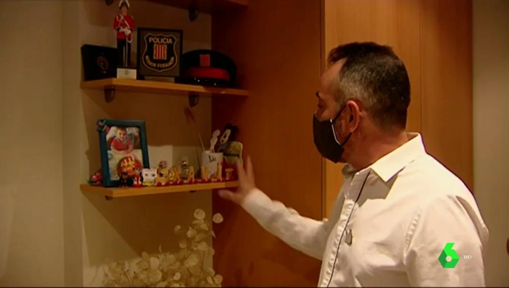 Francisco, padre de Xavi, asesinado en el atentado de Barcelona