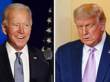 Donald Trump no entrega a Joe Biden las felicitaciones de líderes mundiales tras las elecciones de EE.UU.