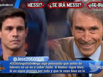 """Edu Aguirre: """"Cristiano es el número uno y Messi no está entre los diez mejores"""""""