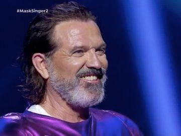 'Mask Singer': Pepe Navarro se convierte en el segundo desenmascarado del programa