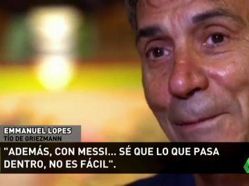 """El tío de Griezmann, contra Messi: """"Los entrenamientos están hechos para complacer a ciertas personas"""""""