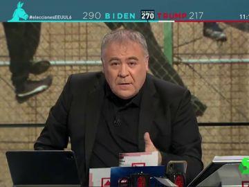 """Ferreras, sobre la situación de los migrantes en Canarias: """"Alguien tendrá que reaccionar. No pueden seguir ahí de esa manera"""""""