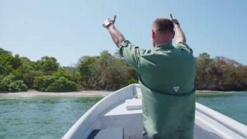 La Isla llega a su fin: Pedro García Aguado 'rescata' a las aventureras tras cinco semanas de supervivencia extrema
