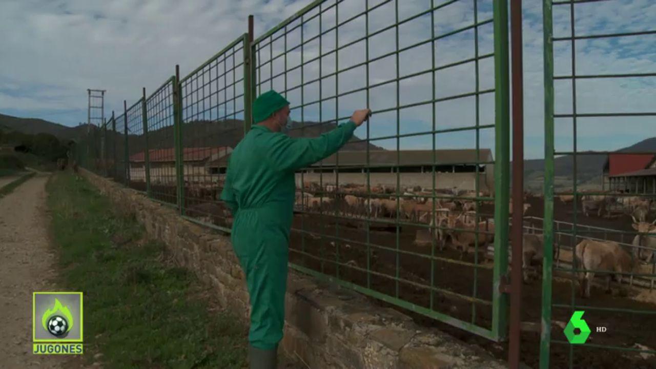 La mítica valla del Sadar aún sigue en pie: un ganadero la compró para su finca