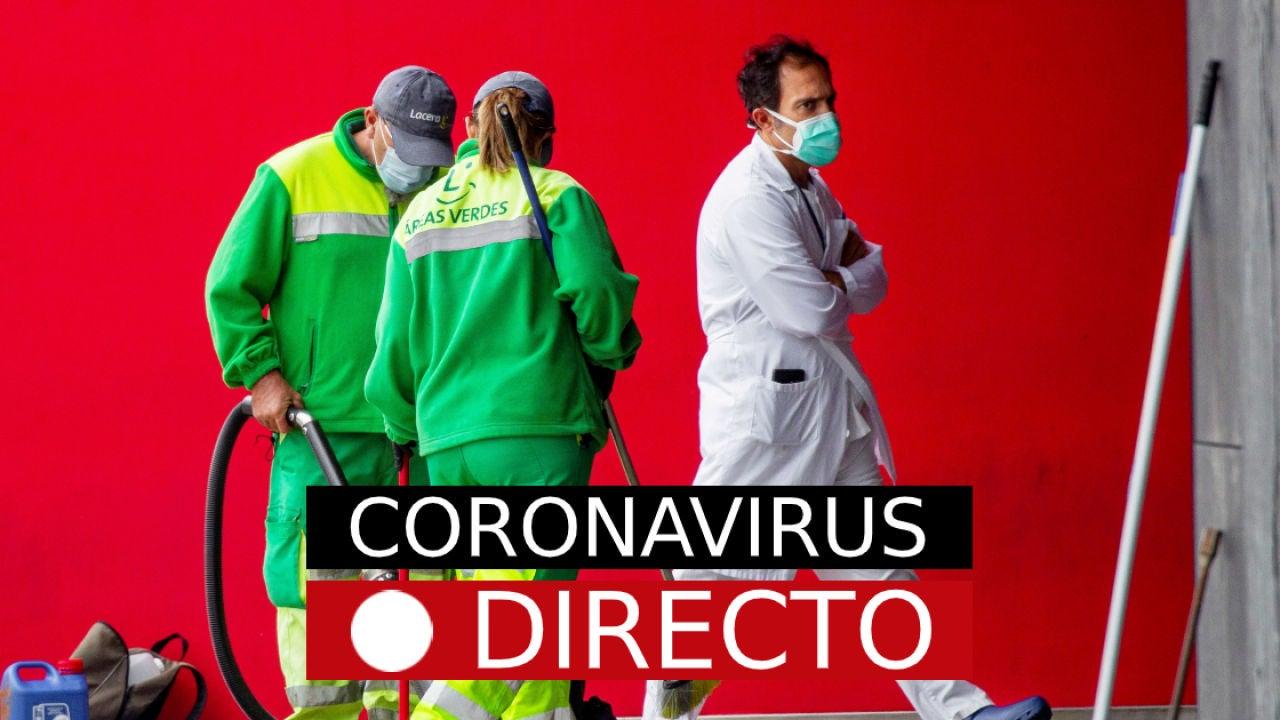 Madrid y España   Confinamiento y restricciones por coronavirus, hoy: Noticias de última hora del COVID-19, EN DIRECTO