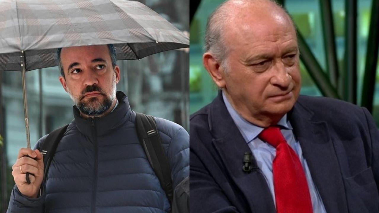 Fernández Díaz afirma que los mensajes de su ex número 2 que le implican en la Operación Kitchen están manipulados